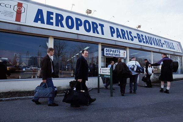 aeroport beauvais